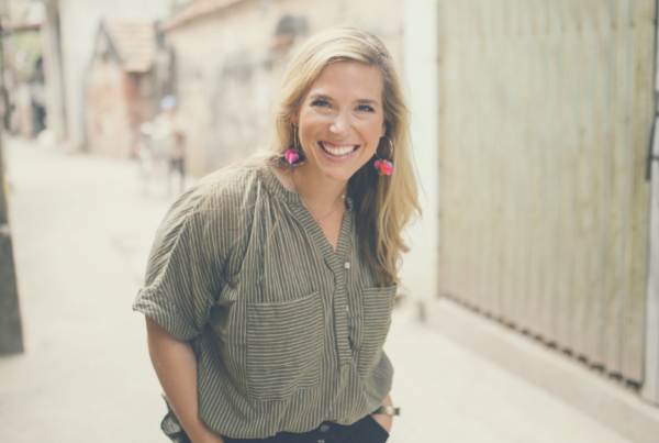 Jessica Honegger of Noonday Collection and Imperfect Courage author