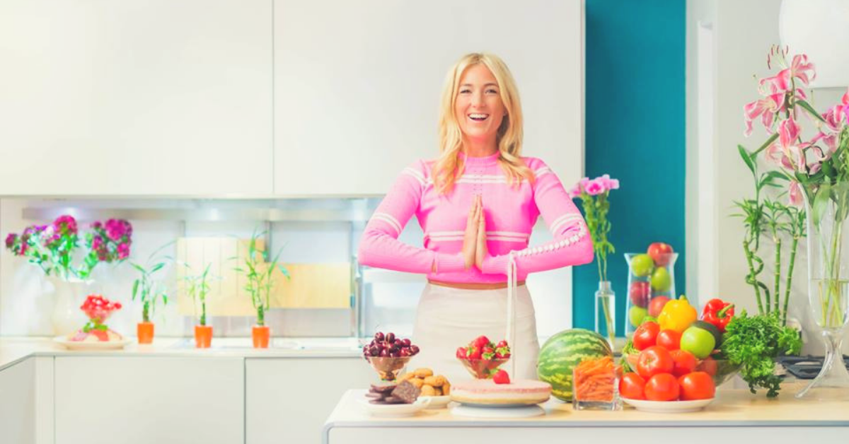 Liana Werner-Gray, author of Cancer-Free with Food