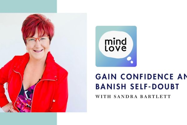 Gain Confidence and Banish Self-Doubt with Sandra Bartlett - FB Share