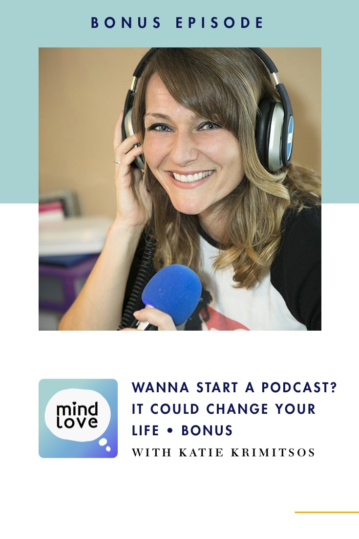 Bonus: Wanna Start a Podcast? It could change your life