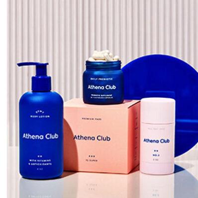Sponsor: Athena Club