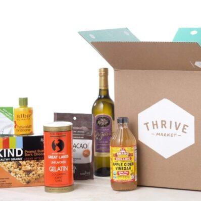 Sponsor: Thrive Market